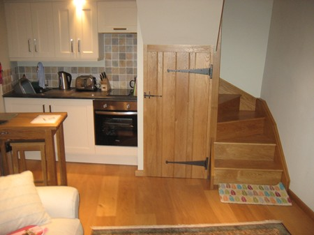 Bespoke Kitchen Cabinets and Worktops in the Lake District