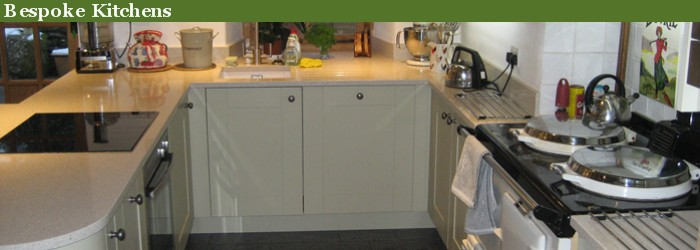 Bespoke Kitchens, Kitchen cabinets and worktops in Cumbria