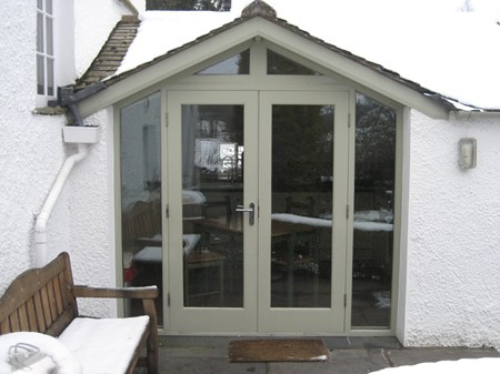 Our Wooden Door and Porch Joinery across Cumbria and the Lake District & Wooden Doors and Porches in Cumbria